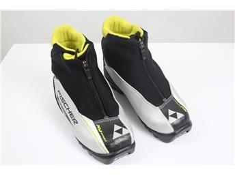 FISCHER XJ Sprint junior, Pjäxor,   stl:34                           längdskidor.  Simplet säljer åt dig på nätet!