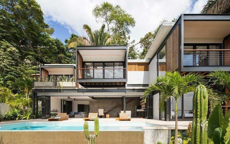 Joya Villas Maleku Sustainable Architecture In Costa Rica In 2020 Sustainable Architecture Architecture Modern Architecture