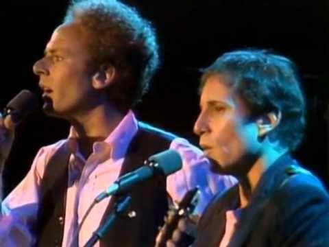 Simon & Garfunkel - The Sound Of Silence - Central Park (1981)