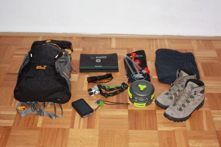 Packliste: Wandern/ Trekking