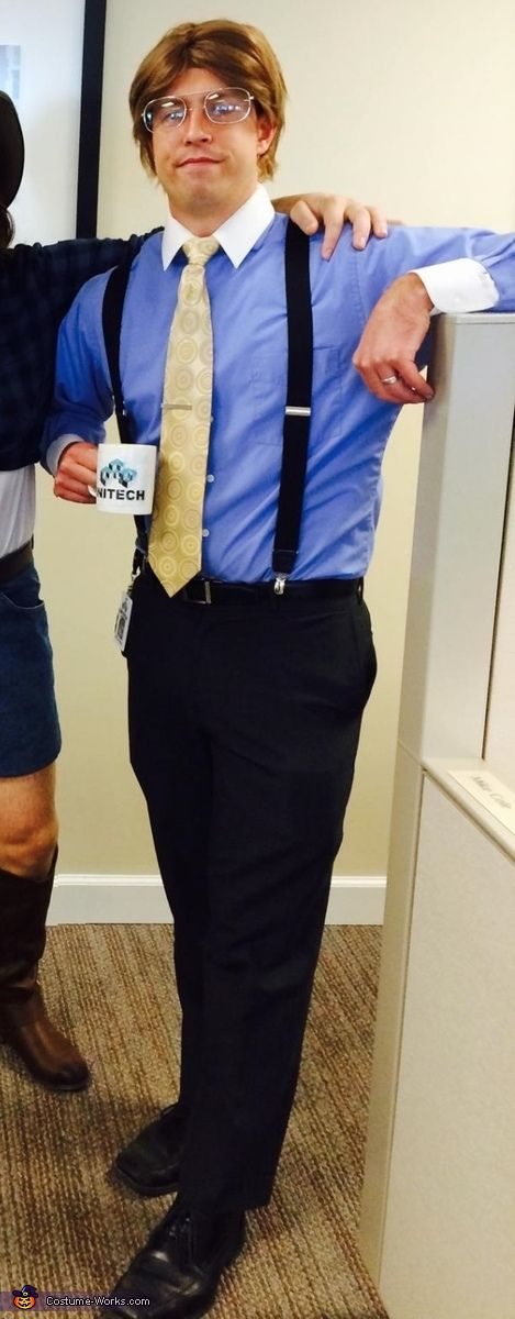 Bill Lumbergh from Office Space - Halloween Costume Contest via @costume_works