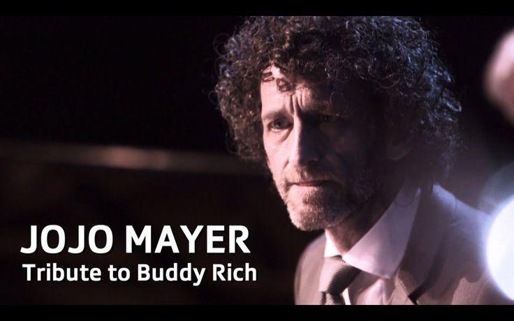 Jojo Mayer – Tribute to Buddy Rich