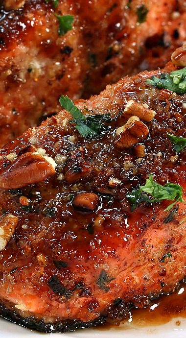 fantastic wednesday rosemary chicken with orange maple glaze serve w ...