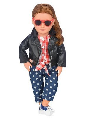 Our Generation 18-inch Doll Delux Back To Cool Outfit