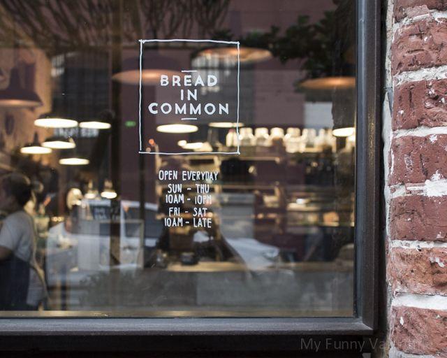 Bread In Common: Fremantle, Western Australia