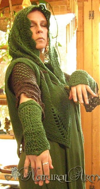 Elven knits.