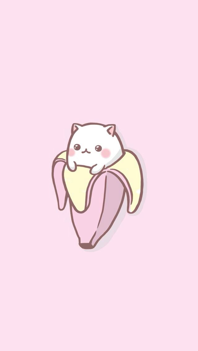 Downloaded From Girly Wallpapers Http Itunes Apple Com App Id1108375300 Thousands Of Hd Girly W Cute Cartoon Wallpapers Cute Wallpapers Cat Phone Wallpaper
