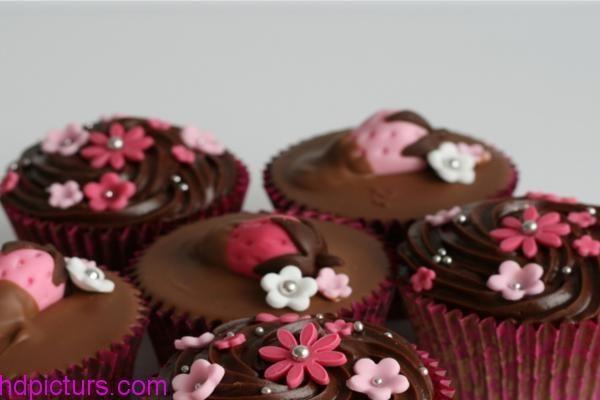 صور شوكولاته جميلة احلى انواع الشوكولاته بالصور اشكال روعه Chocolate Spring Cupcakes Cupcake Icing