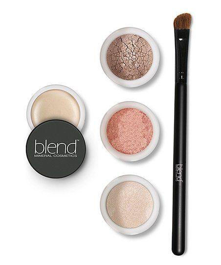 Blend Mineral Cosmetics Natural Eye Shadow & Primer Set | zulily