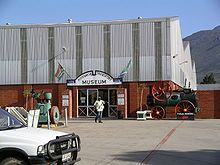 Outeniqua Transport Museum - Wikipedia, the free encyclopedia