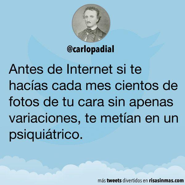 Antes de Internet