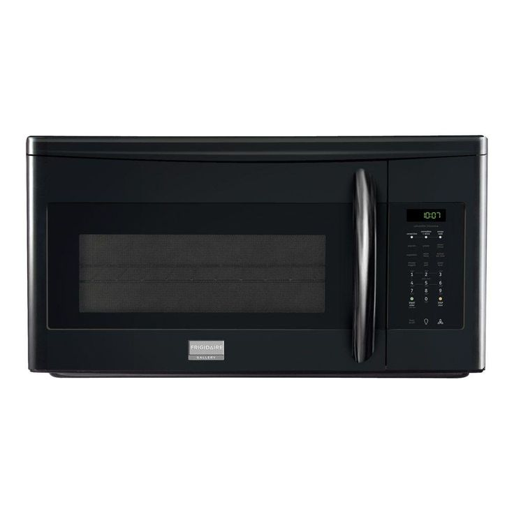 Over The Range Convection Microwave In Black