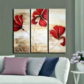 78 migliori idee su dipinti su tela su pinterest idee in for Quadri fiori olio