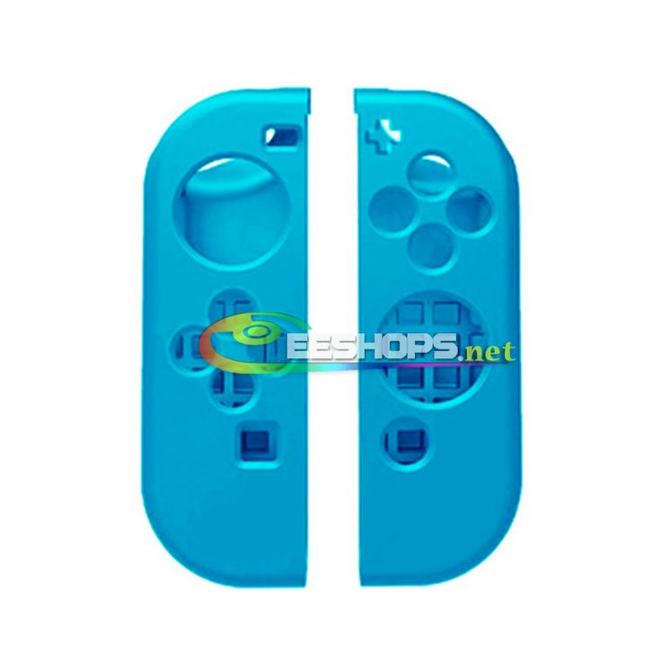 Cheap New Silicone Skin Protector Case Rubber Sleeve Protective Cover for Nintendo Switch NS Joy-Con (L-R) Controllers Separated Blue Replacement Spare Parts [NS-L/R-Case-Blue] - $6.59 : buy cheap computer & laptop replacement parts & video games accssories, wholesale electronic gadgets at eeshops.net, EESHOPS