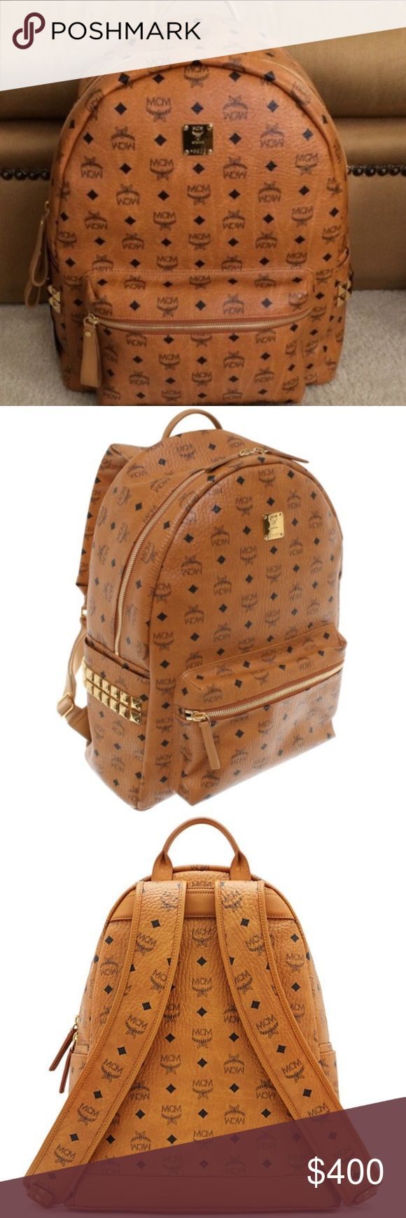 NEW MCM Backpack❤️ Brand new with tags!! Bags Backpacks