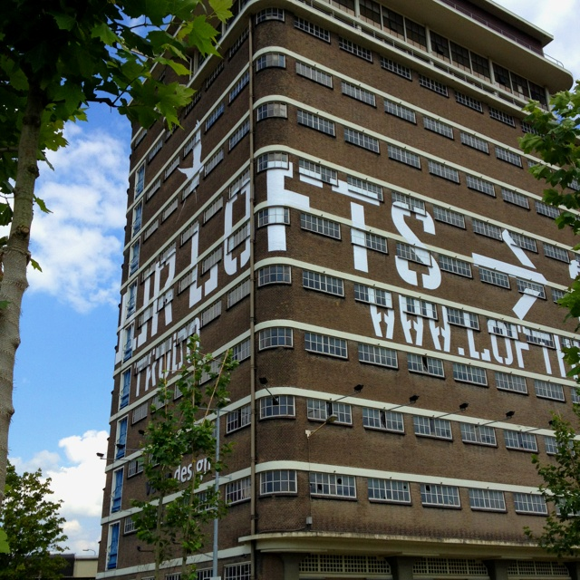 Strijp S / Veemgebouw, Eindhoven NL