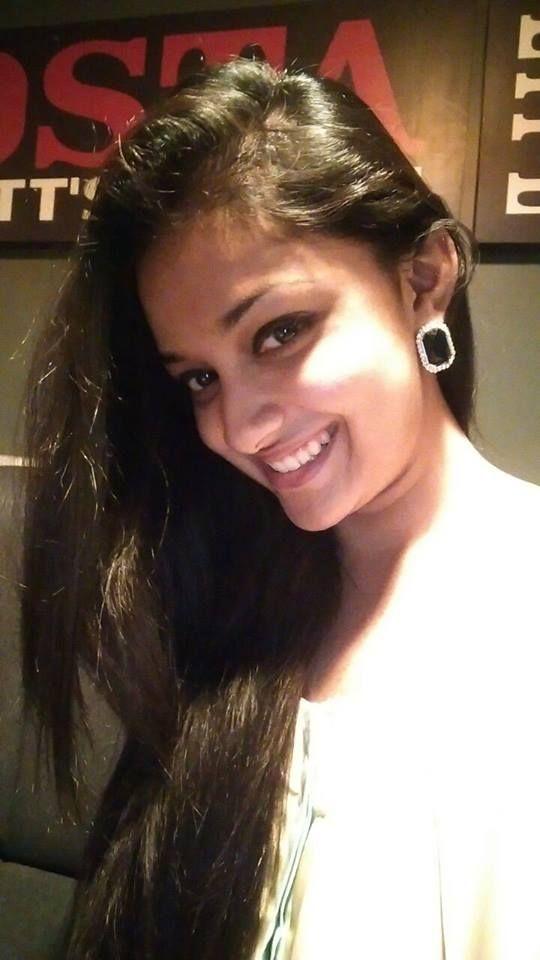 Actress Keerthi Suresh Smilling Photos