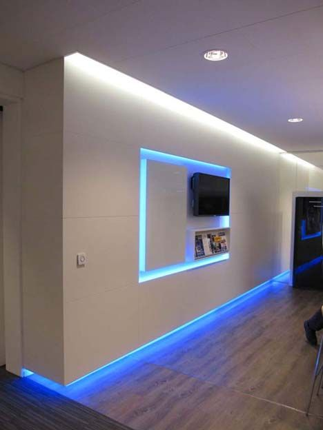 291 best led strip lights images on pinterest indirect lighting led strip lights for home aloadofball Images