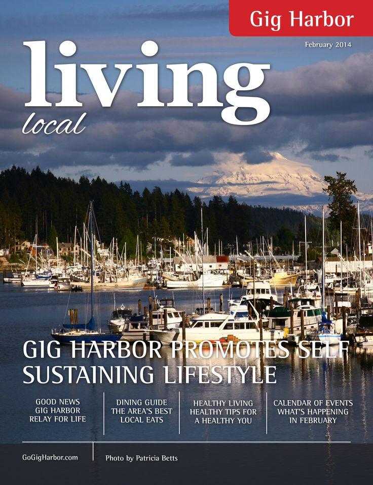 Charming February 2014 Gig Harbor Living Local