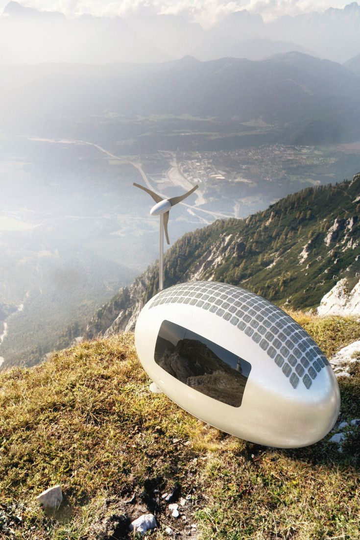 This Self Powered, Eco Friendly Tiny House Lets You Dwell Anywhere On Earth