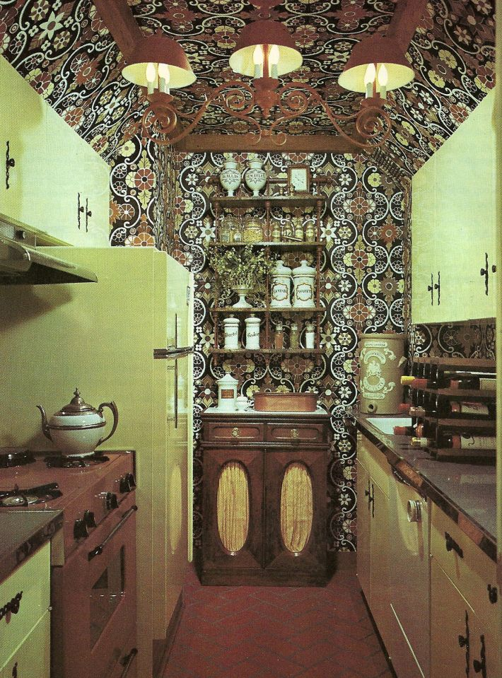 The 70 000 Dream Kitchen Makeover: 155 Best Images About 50's, 60's And 70's Interiors; Ugly