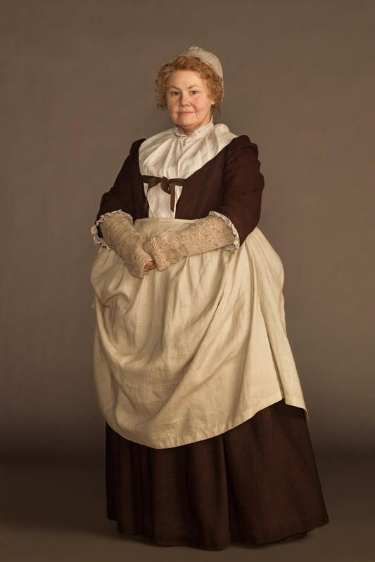 'Outlander' Season 1 - Mrs. Fitz (Annette Badland)