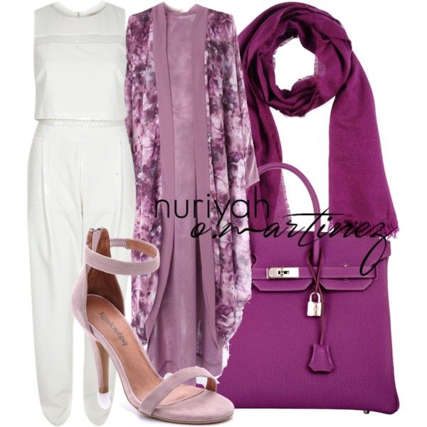 Hijab Outfit #577 by hashtaghijab on Polyvore featuring polyvore fashion style River Island Jeffrey Campbell Hermès Arte Cashmere hijab