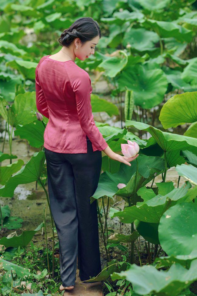 Lotus flowers - West Lake udic - Pink Lotus, Lotus In West Lake – A Hanoi Symbol