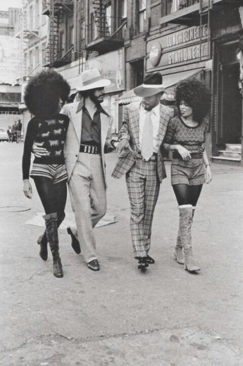 Harlem 1970s