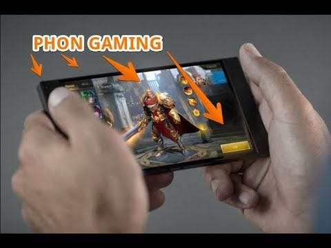 Razer Phone hands on review by gamers, for gamers