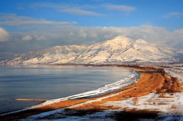 Prespes lakes - Florina, Makedonia