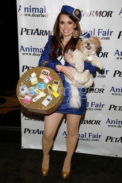 Animalfair.com's Annual Halloween Celebrity Pet Costume Event