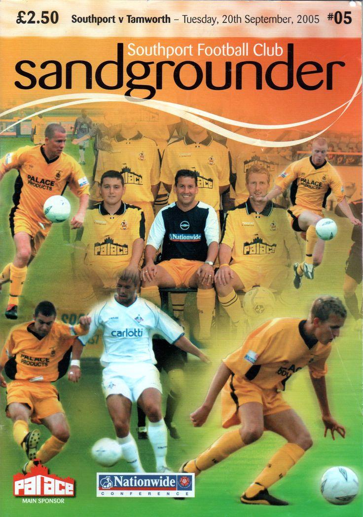 Southport FC in Lancashire, Lancashire