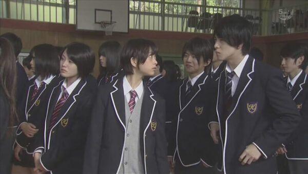 أفضل 10 مسلسلات يابانية مدرسية Chef Jackets Fashion Jackets