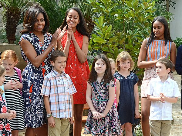 Michelle, Malia and Sasha Obama's Style in Cuba: All the Details