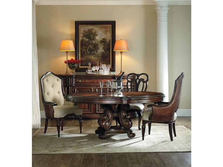 dining room bentley 72 inch pedestal round dining table colorado style home furnishings denver - Dining Room Furniture Denver Co
