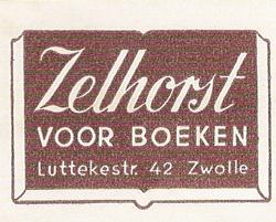 Boekhandel Zelhorst, Zwolle
