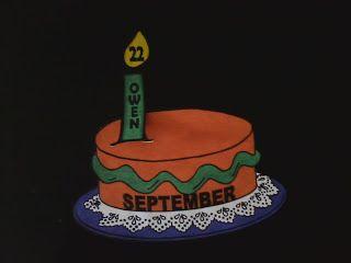 Gietjes Corner: Verjaardagskalender