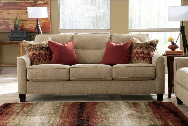 Best Comfy Sofas For Small Spaces Ashley Furniture Sofas 400 x 300