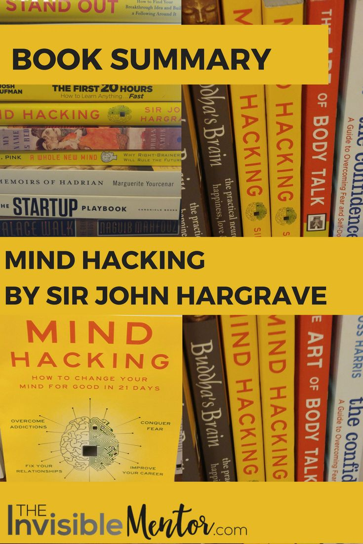 This is a summary of Mind Hacking by John Hargrave. Do you have a problem focusing for a long time? Do you find that you think more negative thoughts than positive ones? If you answered yes to any of the questions, there is a way for you to overcome those challenges. The information you need is within the pages of this book. Visit my website to read my article, Summary: Mind Hacking by Sir John Hargrave, you will know what to expect from the book, and decide if you want to read it.