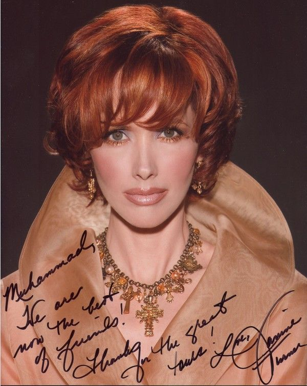 All above Janine turner breasts