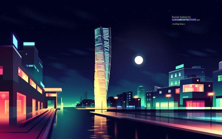 I like architecture