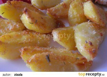 """Pískové"" brambory - Patate sabbiose recept - TopRecepty.cz"