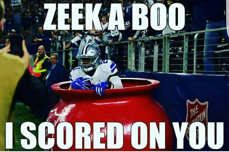 Zeke Elliott 😂😂😂