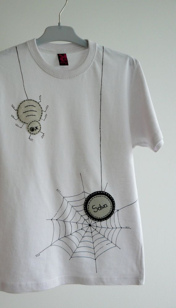 """Camiseta """" Spider..."""""""