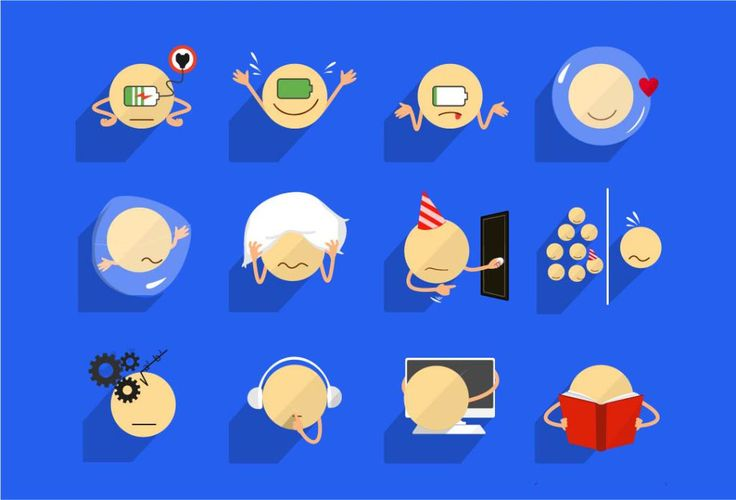 These new emojis, called Introji, help introverts communicate their needs