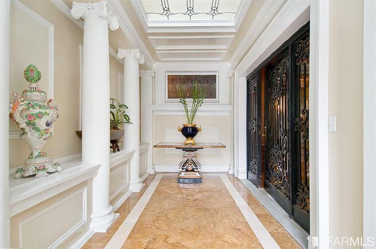 Neoclassical interior architecture for Modern neoclassical interior design