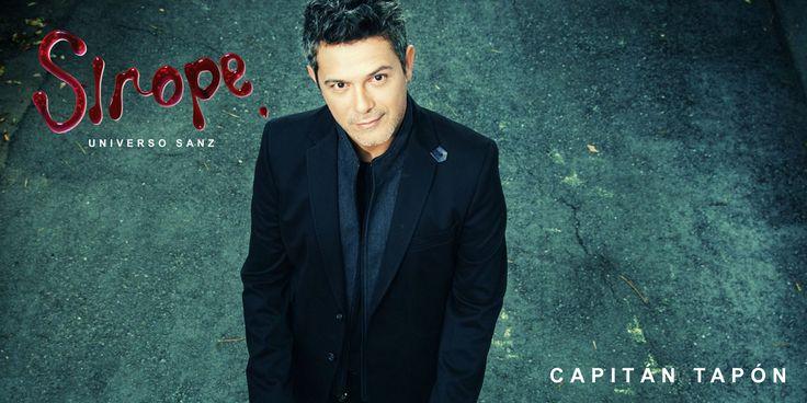 Capitán Tapón es el nuevo single de Alejandro Sanz