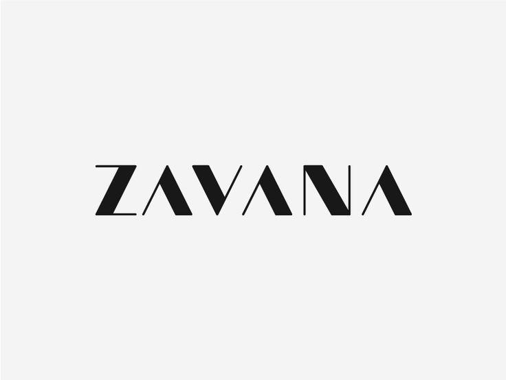 Zavana logotype
