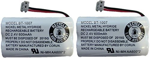 Best price on New! Genuine Uniden BBTY0651101 BT-1007 NiMH 600mAh DC 2.4V Rechargeable Cordless Telephone Battery (2-Pack)  See details here: http://topofficeshop.com/product/new-genuine-uniden-bbty0651101-bt-1007-nimh-600mah-dc-2-4v-rechargeable-cordless-telephone-battery-2-pack/    Truly a bargain for the new New! Genuine Uniden BBTY0651101 BT-1007 NiMH 600mAh DC 2.4V Rechargeable Cordless Telephone Battery (2-Pack)! Take a look at this low priced item, read buyers' notes on New! Genuine…